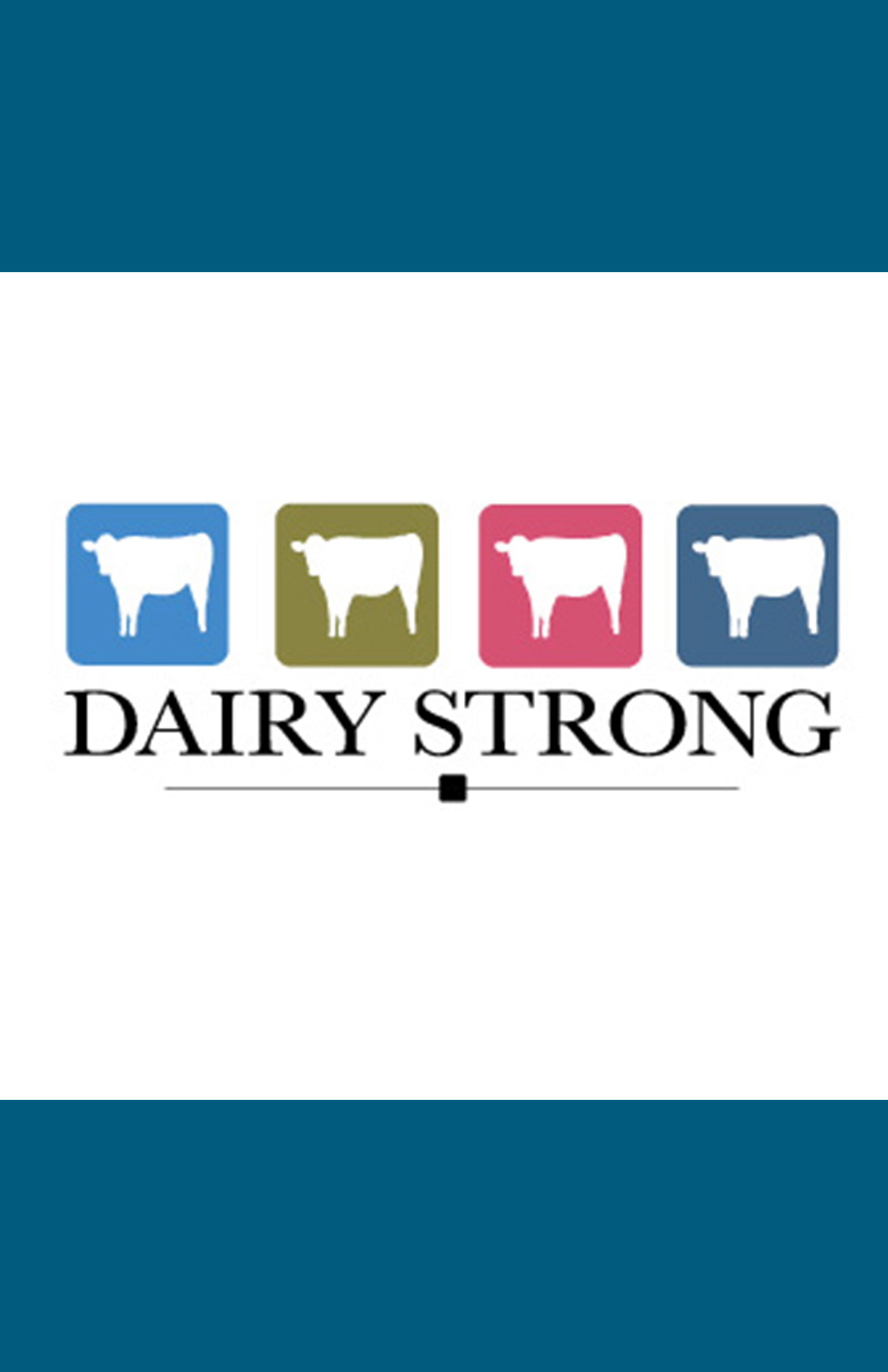 Dairy Strong Poster